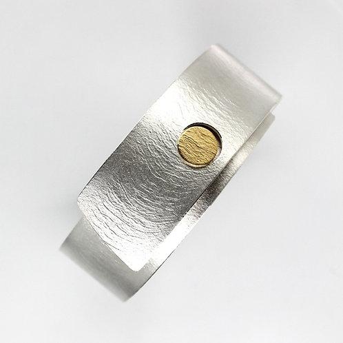 MANU Sterling Silver bangle