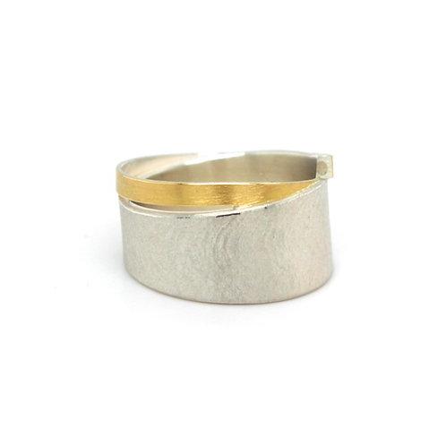 MANU Sterling Silver ring