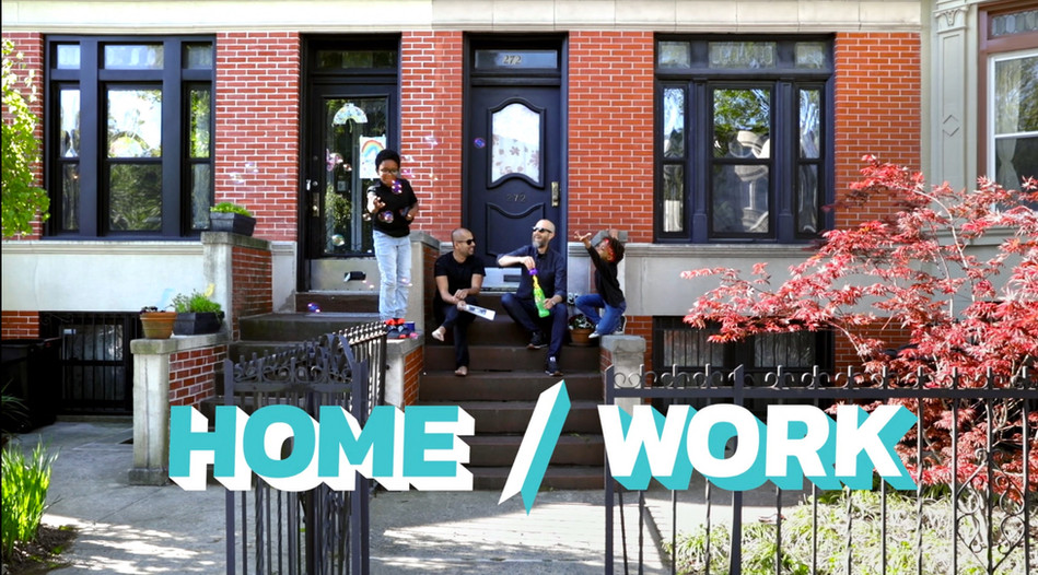 HOME/WORK [a marketing film for today's world]