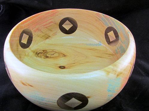 A 142 Diamond Bowl