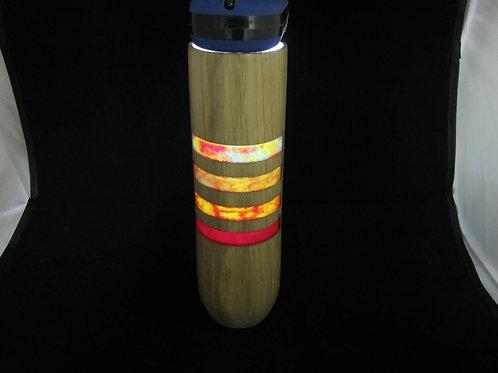 A 131 Dyed Epoxy and oak