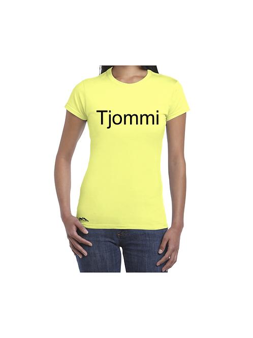 Tjommi T-skjorte