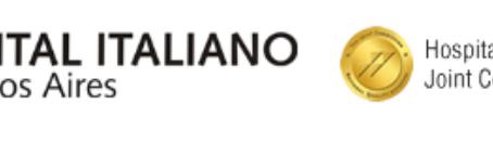 Experiencia en el Hospital Italiano de Buenos Aires