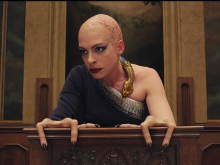 Controversia en la película Las Brujas