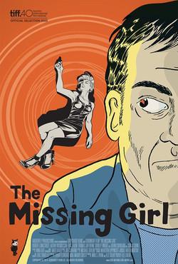 The Missing Girl Poster - RIFF 2020
