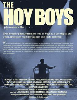 The Hoy Boys poster RIFF 2020
