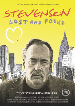 Stevenson - Lost and Found poster RIFF 2