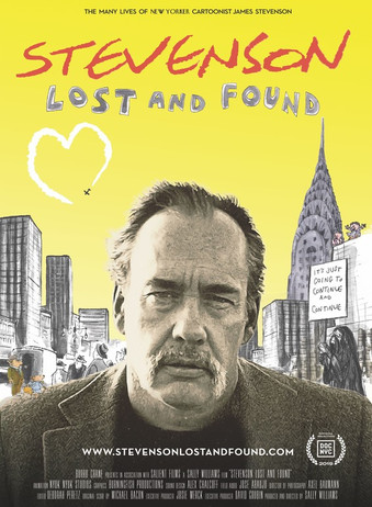 STEVENSON: LOST AND FOUND