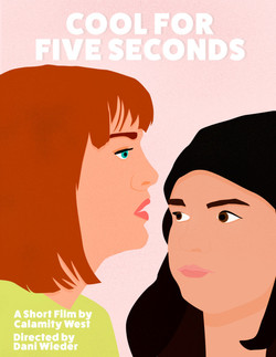 Cool for Five Seconds Poster RIFF 2020