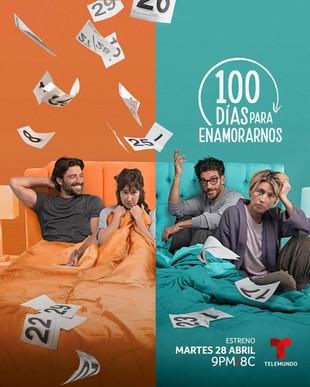 100 dias para enamorarnos Telemundo