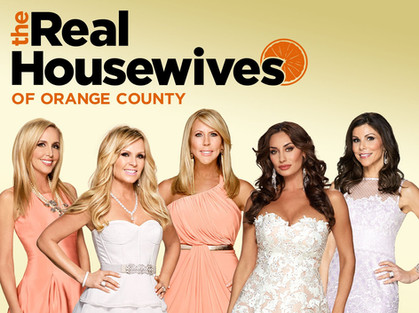 The Real Housewives of Orange County Reality TV Show