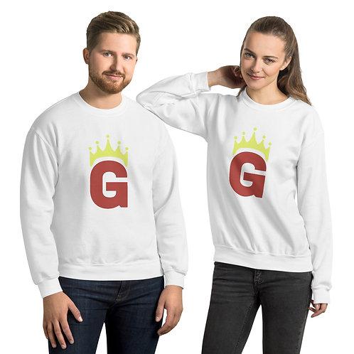 G Logo - Unisex Sweatshirt
