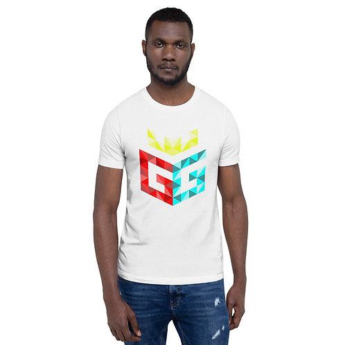 GG Triangular - Short-Sleeve Unisex T-Shirt