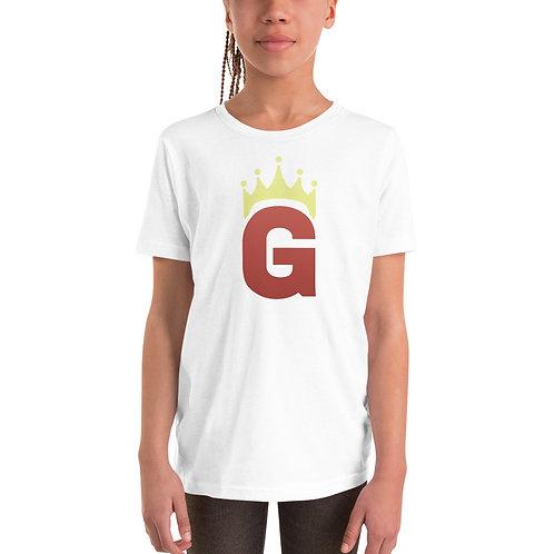 G Logo - Youth Short Sleeve T-Shirt