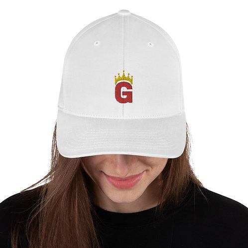 G Logo - Structured Twill Cap