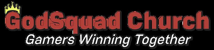 GodSquad Church Vision Banner (Stroke-Sh