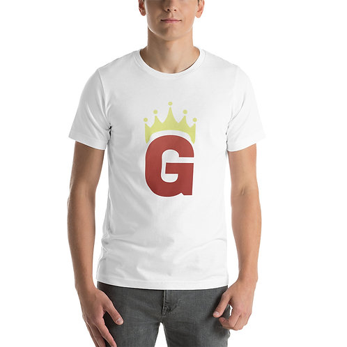 G Logo - Short-Sleeve Unisex T-Shirt