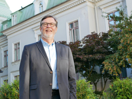 Fem frågor till Lars Enarson