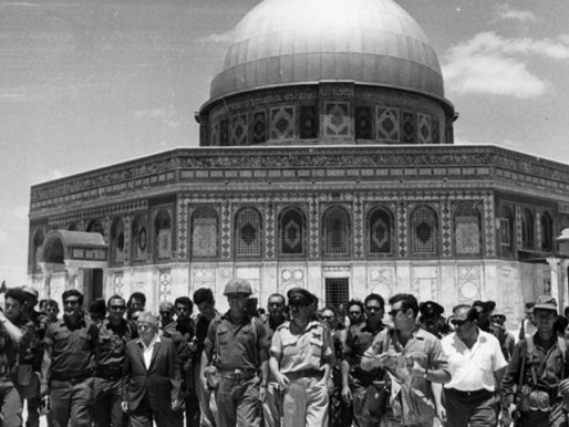 What is Zionism without the Temple Mount?
