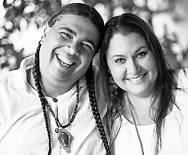 Chief Joseph & Dr. Laralyn RiverWind