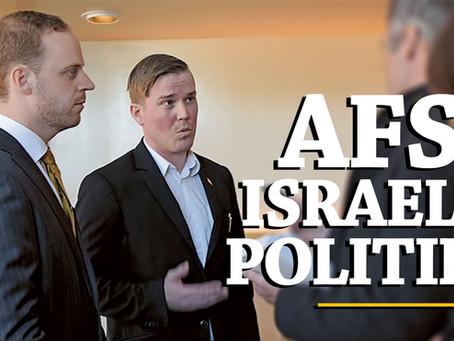Afs Israelpolitik