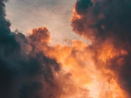 """""""Blod och eld"""" – 50 dagar av intensiv bön om Andens eld mellan Påsk och Pingst den 12 april – 31 maj"""
