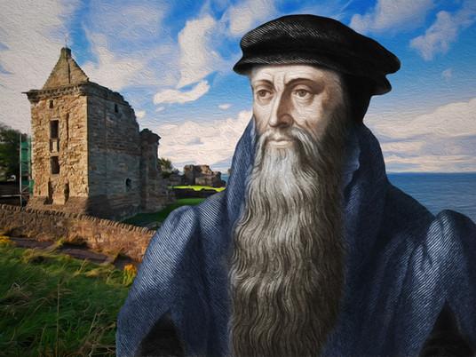 John Knox: Ge mig Skottland innan jag dör!