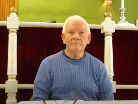 Profetia över Nordens länder given till Gösta Bergkvist