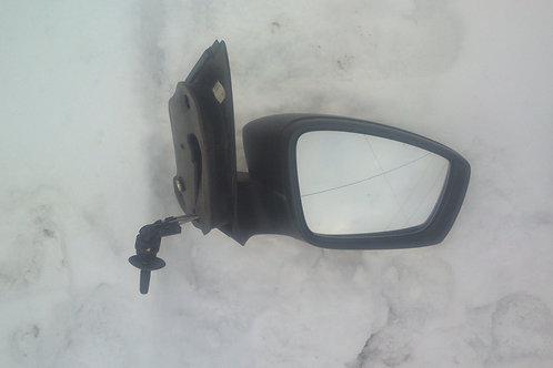 Зеркало правое механика 6RU857508 фольксваген Поло