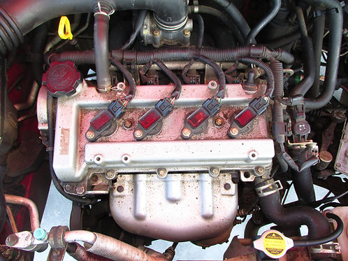 Двигатель Фав В5 1.5