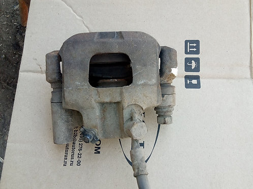 Суппорт тормозной задний B3502110 Лифан Солано