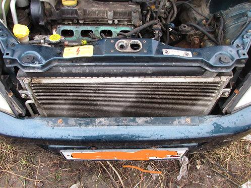 Радиатор охлаждения, кондиционера, вентилятор
