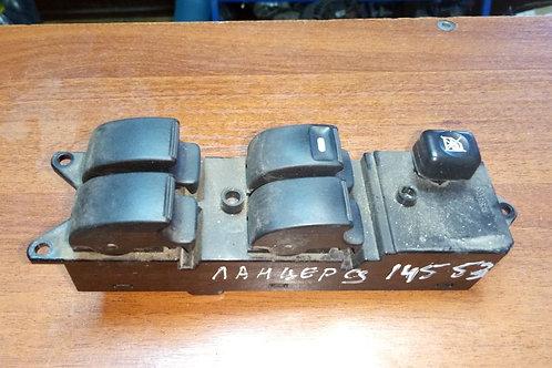 Блок стеклоподъемников 8608A098 Митсубиси Лансер 9