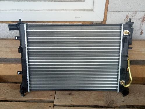 Радиатор Хендай Солярис 2,Рио 4 охлаждения под акпп  25310H5050