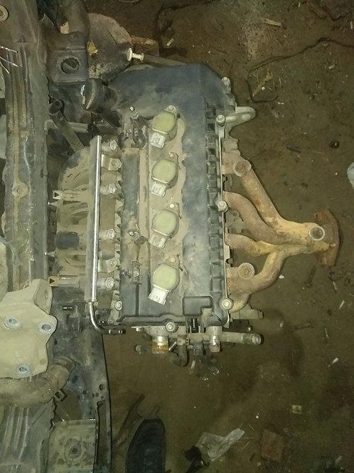 двигатель 4A91 1.5л.  Митсубиси Лансер 10  MN195812