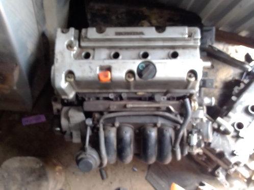 Двигатель 10003PNLE01  Honda CR-V, K20A4