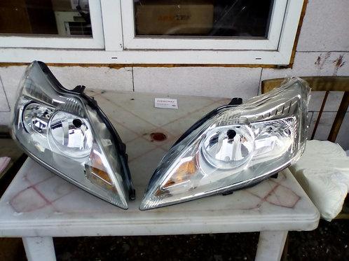 Фара передняя Форд Фокус 2    1744971, 1744977