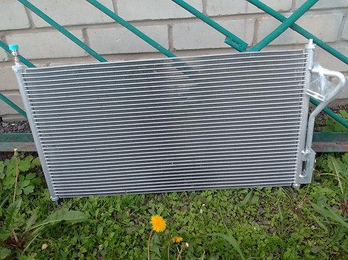 Радиатор кондиционера Форд Фокус 1   1671708