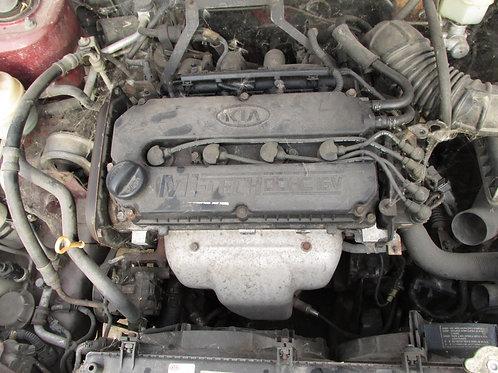 Двигатель S6D Кия Спектра Ижевск K0AB502100
