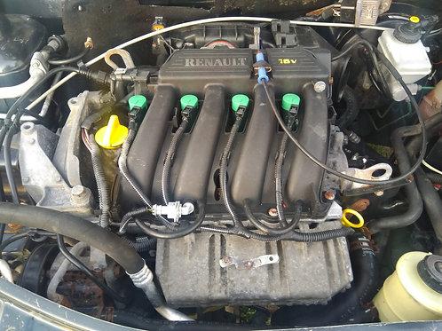 Двигатель Рено Логан, Ларгус, дастер, СандероK4M690 1,6 16 кл. 6001549002