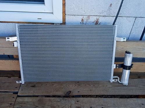Радиатор кондиционера 96484931 Шевроле Лачетти