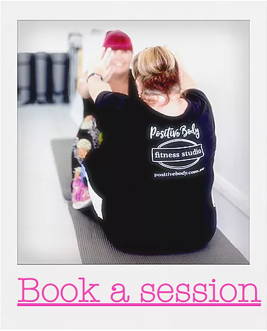 positive body fitness studio booking