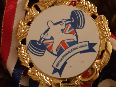 Powerlifting Competition Report: ABPU North West Qualifier 01/09/2018