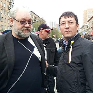 Русский Первомай 2012 г.
