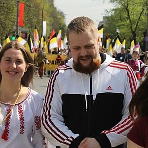 Русский Первомай 2014 г.