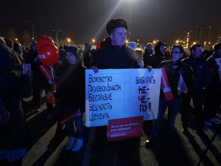 В Краснодаре уволили военных, посетивших 28 января акцию протеста против действующей власти