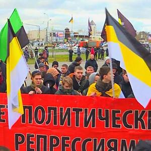 Русский Марш 2018 г.
