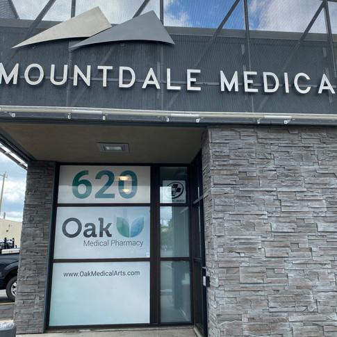 Oak Medical Arts   Mountdale