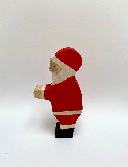 Santa arms up