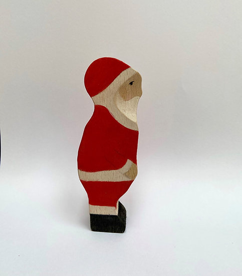 Santa arms down